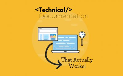 Documentation – A skill that developers need to pay more attention to!